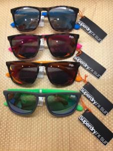 Sonnenbrillen-Superdry-Übersicht