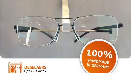 100% Handmade in Germany
